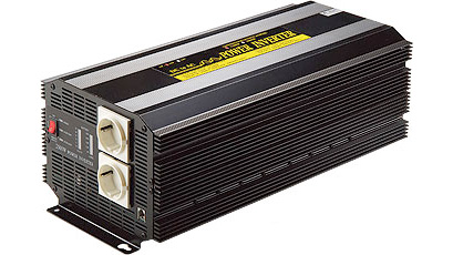 A301-4000W DC AC Power Inverter