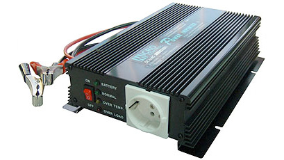 A601-600W Battery Charger Inverter