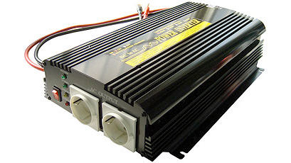 A601-1700W Battery Charger Inverter