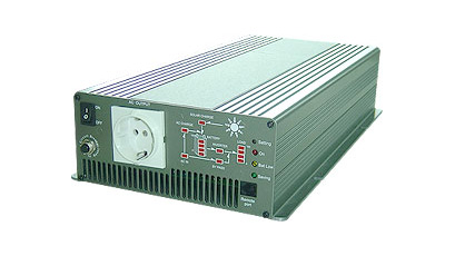 AS-1500W(C) Solar Charger Inverter